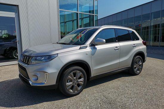 Suzuki Vitara 1,4 GL+ DITC Hybrid ALLGRIP shine bei Autohaus Reichhart in