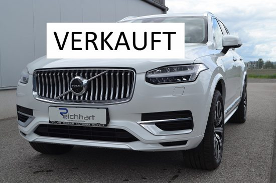 Volvo XC90 T8 AWD Recharge PHEV Inscription Geartronic bei Autohaus Reichhart in