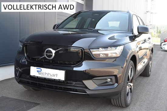 Volvo XC40 P8 AWD Pure El. bei Autohaus Reichhart in
