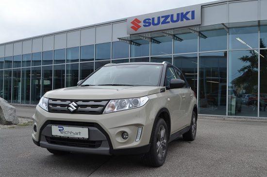 Suzuki Vitara 1,6 VVT GL Shine bei Autohaus Reichhart in