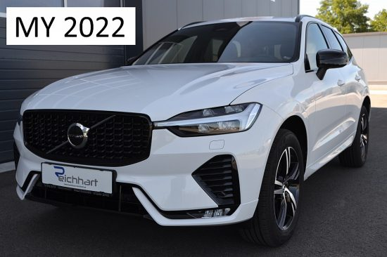 Volvo XC60 B4 R Design AWD Geartronic bei Autohaus Reichhart in