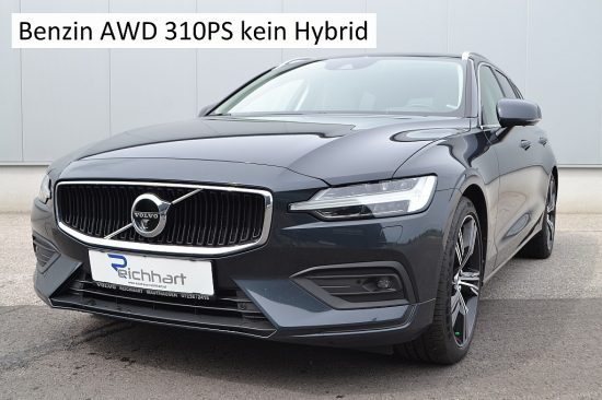 Volvo V60 T6 Momentum AWD Geartronic bei Autohaus Reichhart in