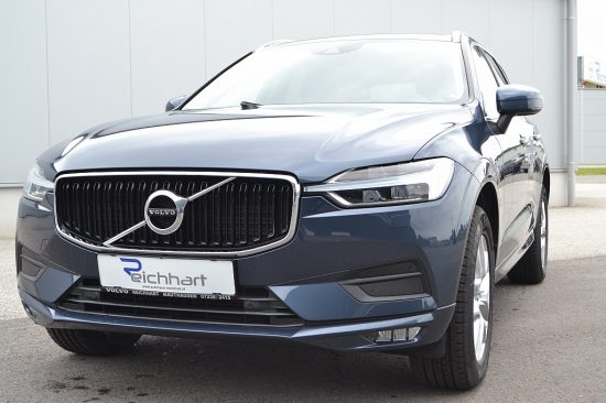 Volvo XC60 B4 Momentum Pro AWD Geartronic bei Autohaus Reichhart in