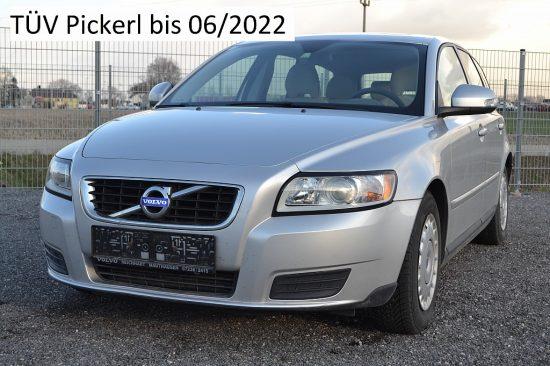 Volvo V50 D2 bei Autohaus Reichhart in