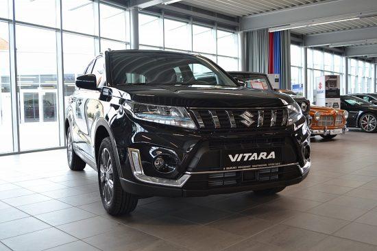 Suzuki Vitara 1,4 GL+ DITC Hybrid shine Aut. bei Autohaus Reichhart in