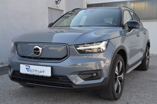 Volvo XC40 Recharge Pure Electric Recharge Pro bei Autohaus Reichhart in