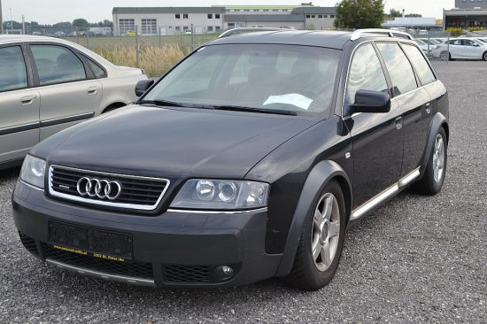 Audi A6 Allroad quattro tiptronic 2,5 TDI bei Autohaus Reichhart in