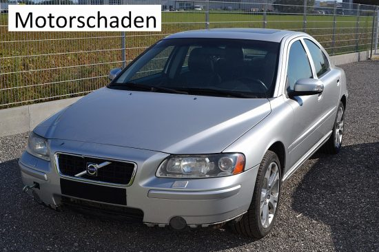 Volvo S60 Kinetic D5 Aut. Geartronic bei Autohaus Reichhart in