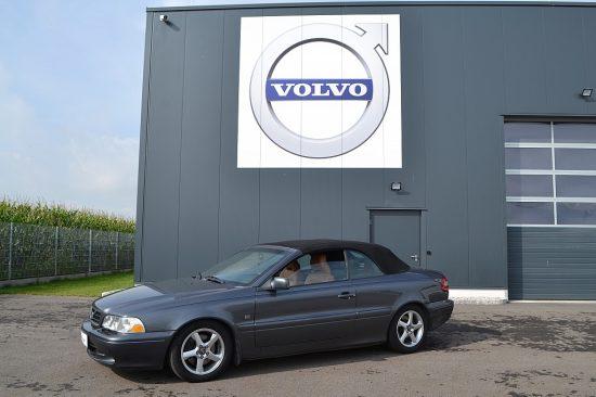 Volvo C70 T5 Cabrio Klassik Aut. bei Autohaus Reichhart in