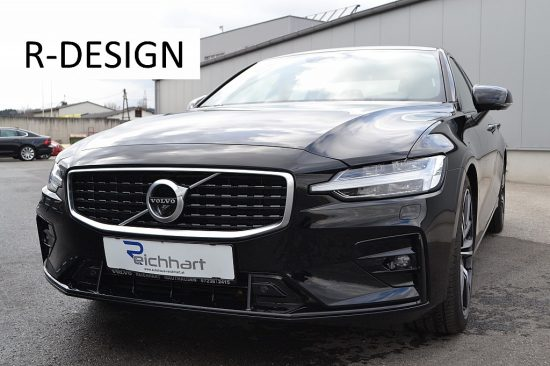 Volvo S60 T4 R-Design Geartronic bei Autohaus Reichhart in