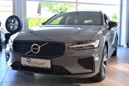 Volvo V60 T6 AWD Recharge PHEV R-Design Geartronic bei Autohaus Reichhart in