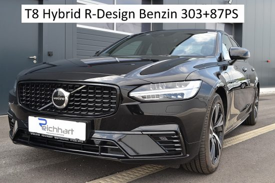 Volvo S90 T8 AWD Recharge PHEV R Design bei Autohaus Reichhart in