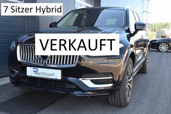 Volvo XC90 T8 Twin Engine PHEV Inscription bei Autohaus Reichhart in