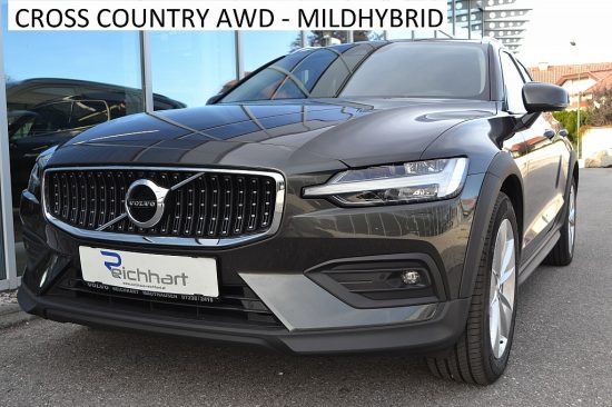 Volvo V60 Cross Country B4 AWD Cross Country Geartronic bei Autohaus Reichhart in