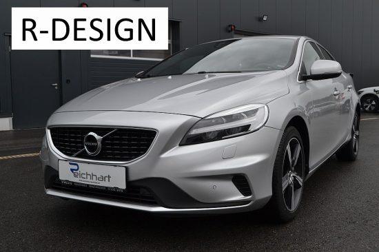 Volvo V40 D3 R-Design bei Autohaus Reichhart in