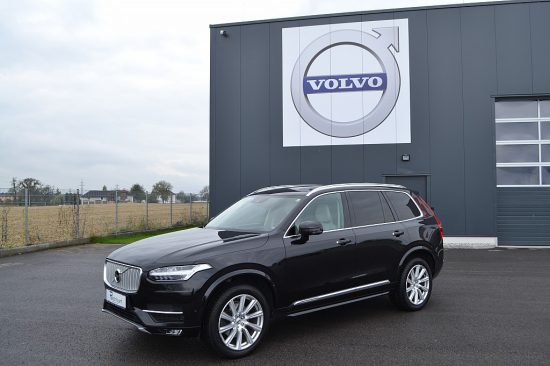 Volvo XC90 D5 AWD Inscription bei Autohaus Reichhart in
