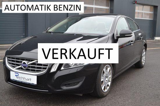 Volvo S60 2,0T Momentum Powershift bei Autohaus Reichhart in